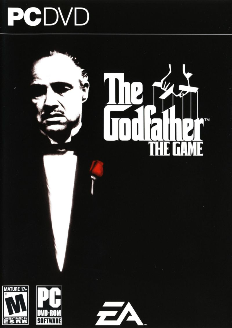 The Godfather: The Game Windows Front Cover
