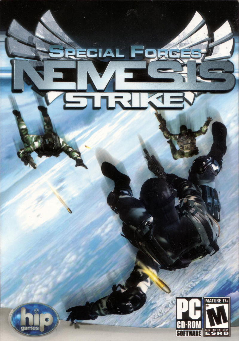 Special Forces: Nemesis Strike Windows Front Cover