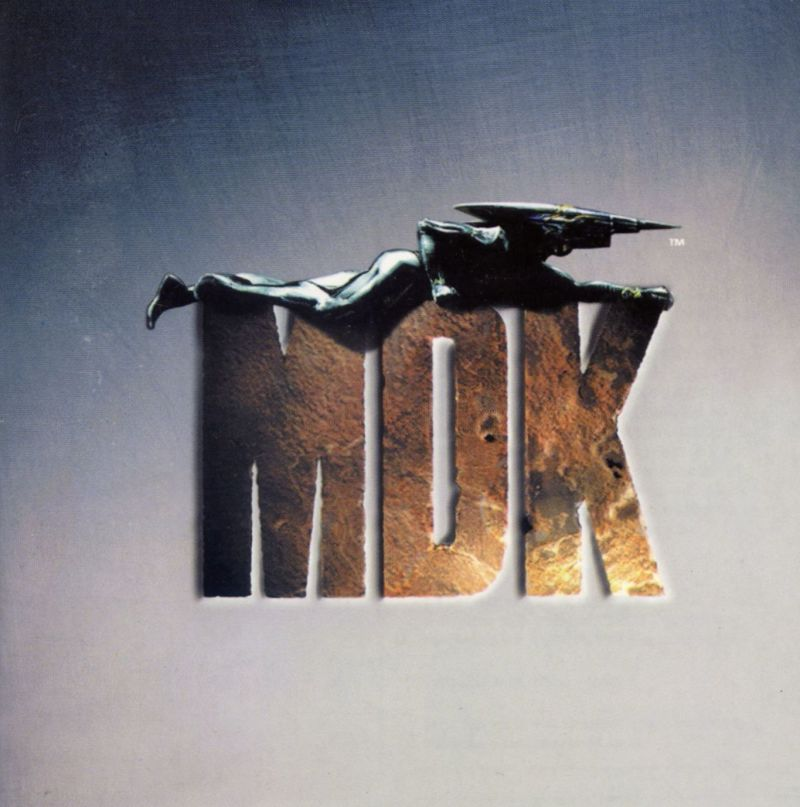 MDK DOS Other Jewel Case - Front
