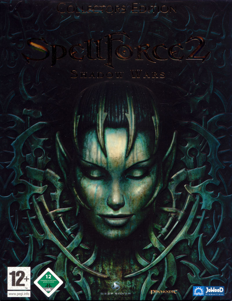 SpellForce 2: Shadow Wars (Collector's Edition) Windows Front Cover