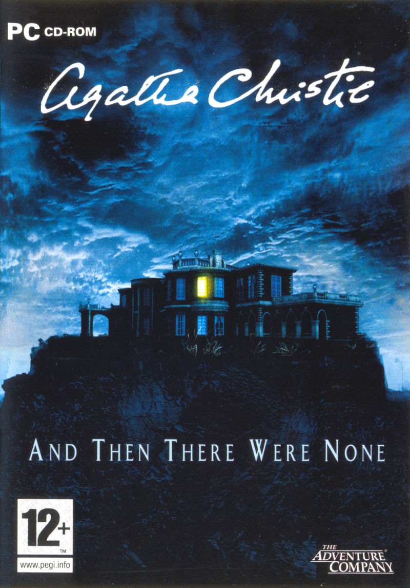 Agatha Christie: And Then There Were None Windows Front Cover