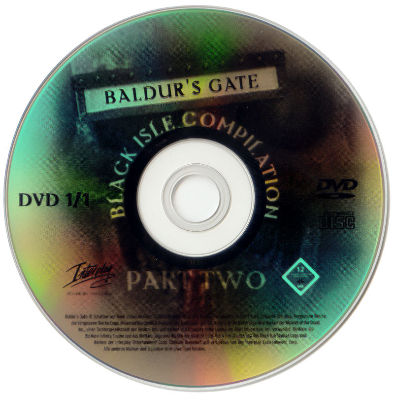 Black Isle Compilation Part Two Windows Media Baldur's Gate