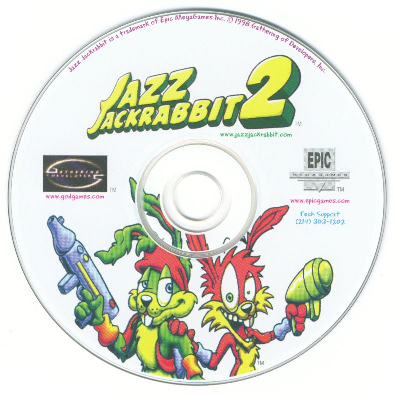 Jazz Jackrabbit 2 Windows Media