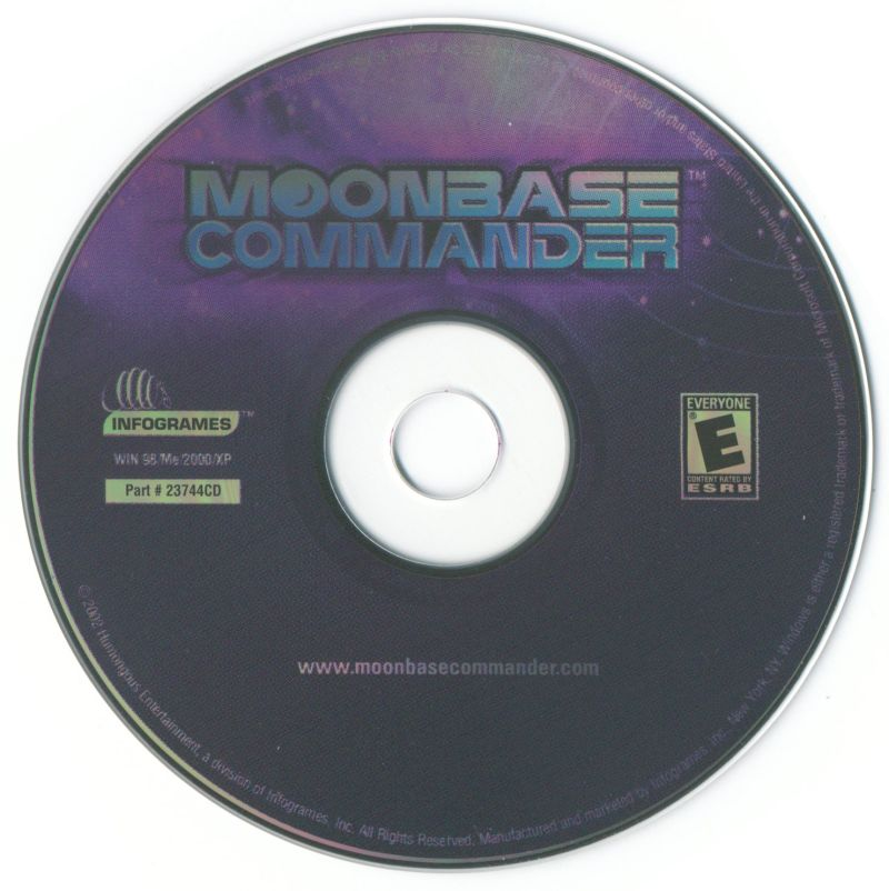 Moonbase Commander Windows Media