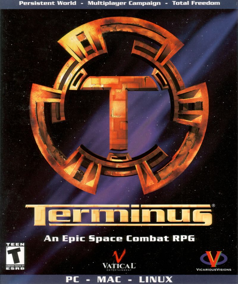 Terminus Linux Front Cover