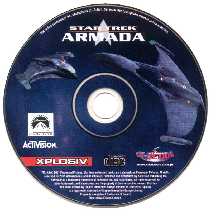 Star Trek: Armada Windows Media