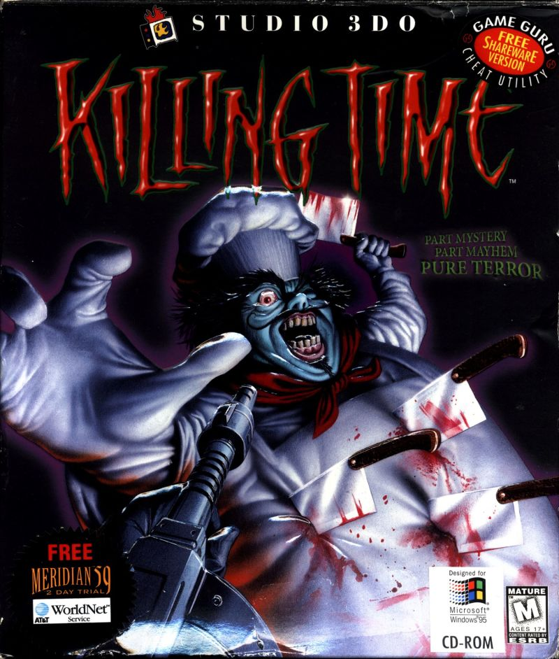 Killing Time Windows Front Cover