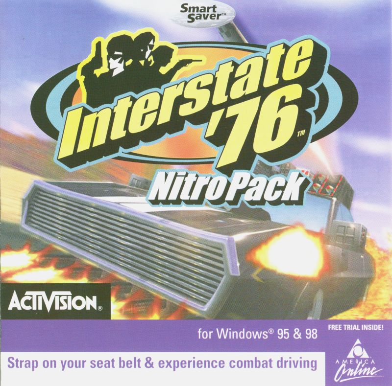 Interstate '76: Nitro Pack Windows Front Cover