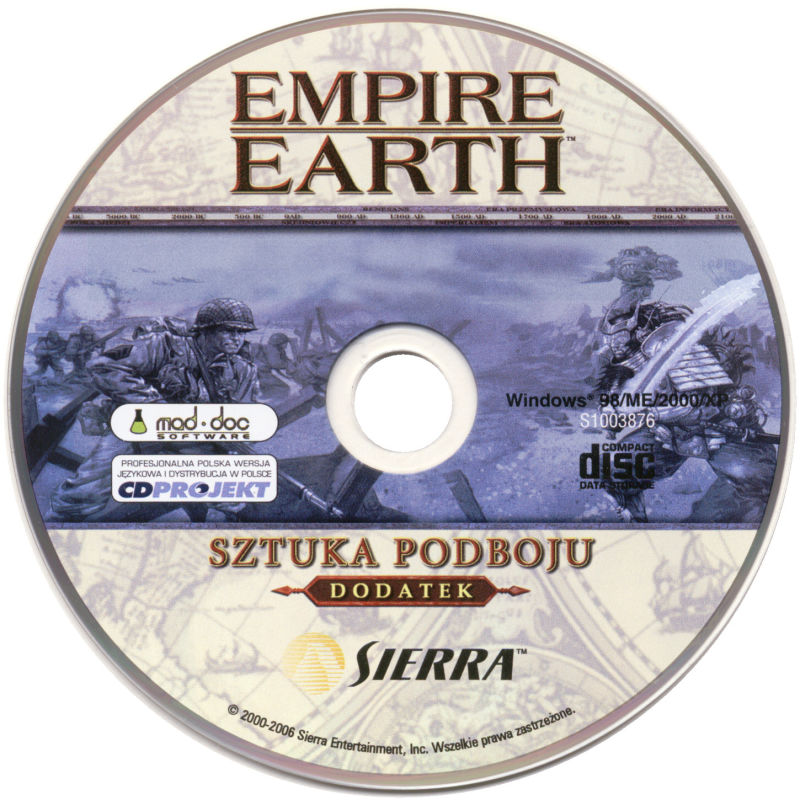 of art the empire earth conquest