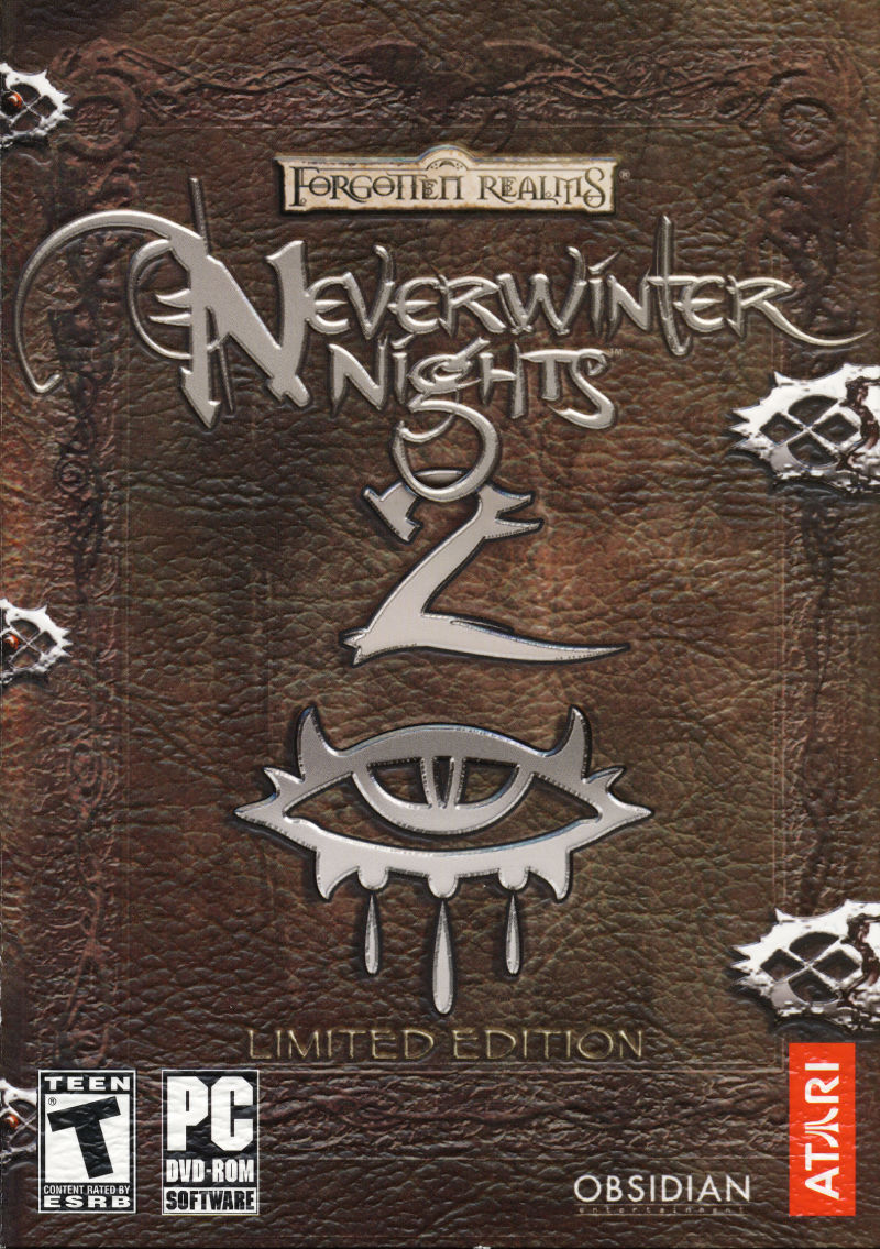 Neverwinter Nights 2 (Limited Edition) Windows Front Cover