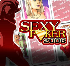 Sexy Poker 2006 J2ME Front Cover