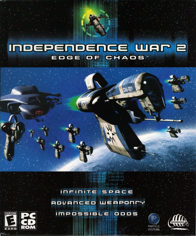 Independence War 2: Edge Of Chaos Windows Front Cover
