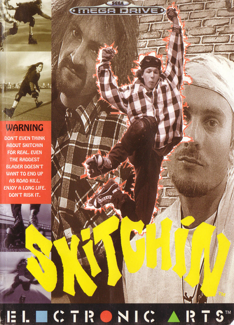 Skitchin' Genesis Front Cover