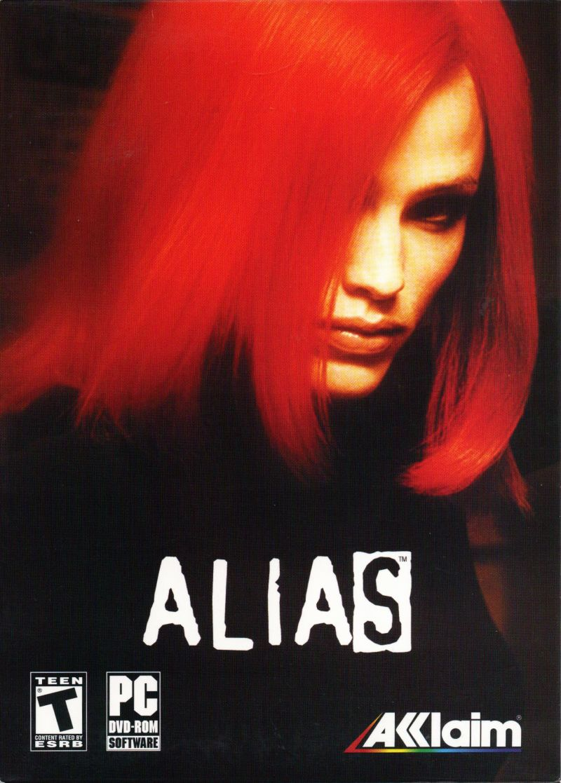 Alias Windows Front Cover