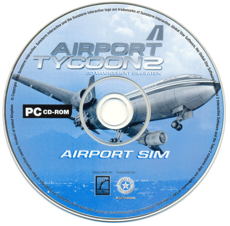 Airport Tycoon 2 Windows Media