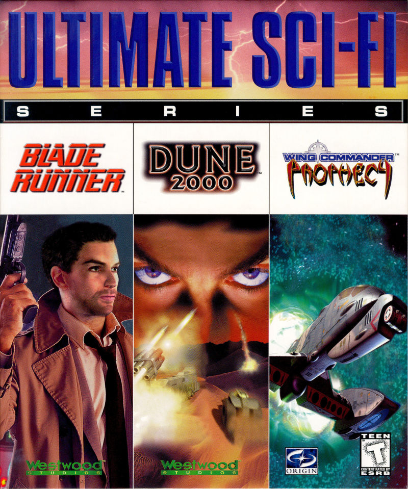 Ultimate Sci-Fi Series Windows Front Cover