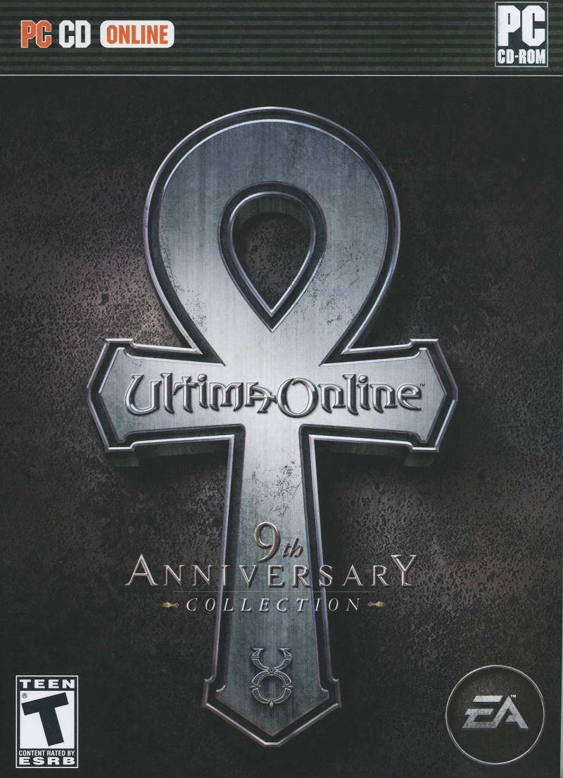 Ultima Online: 9th Anniversary Collection Windows Front Cover