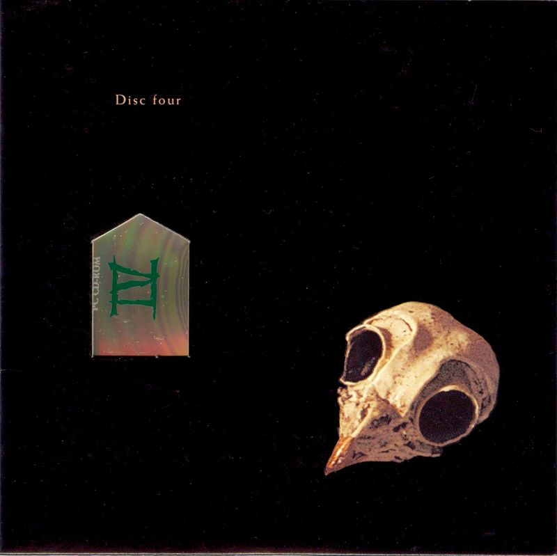 The 11th Hour DOS Other Disc 4 Sleeve - Front