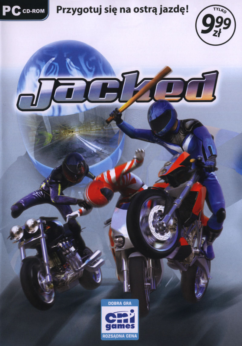 Jacked Windows Front Cover