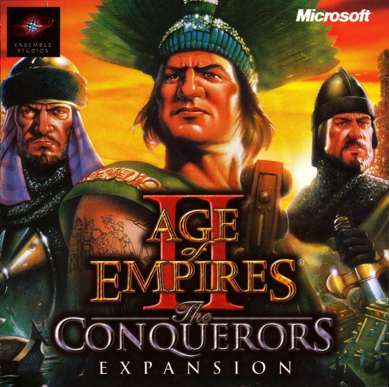 Age Of Empires 2 + The Conquerors [Portable] [Userscloud]