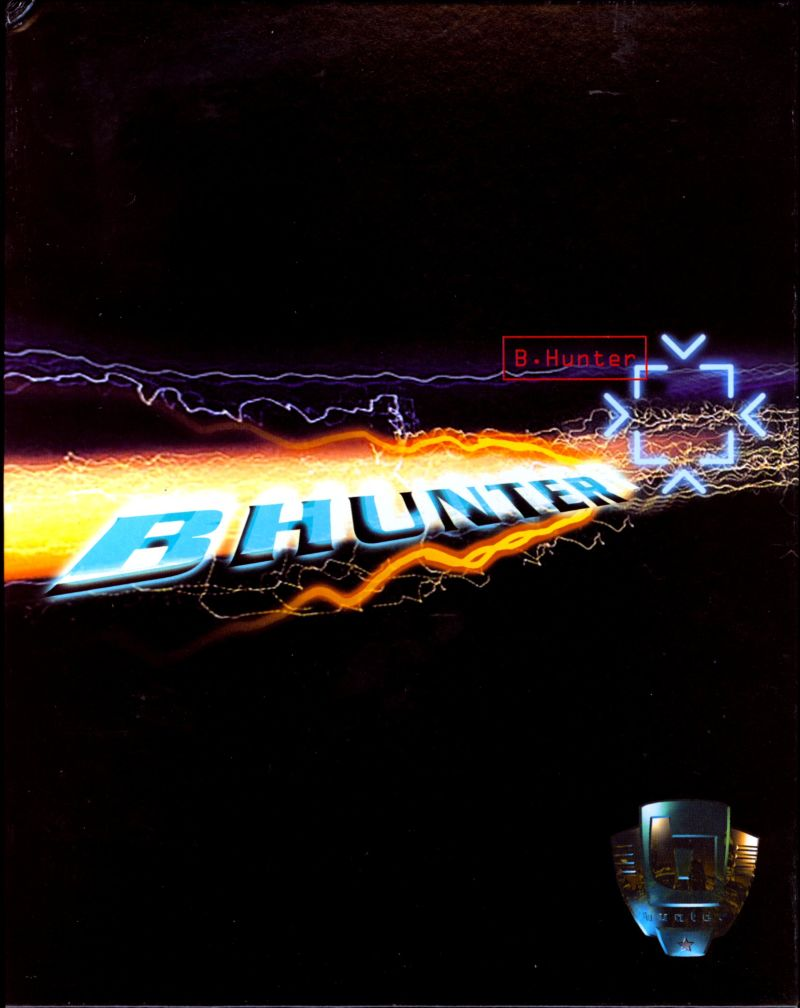 BHunter Windows Front Cover