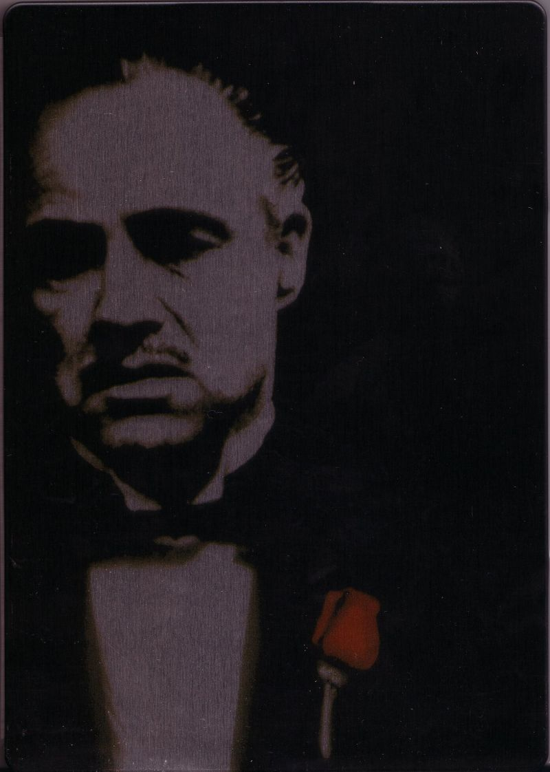 The Godfather (Limited Edition) PlayStation 2 Front Cover