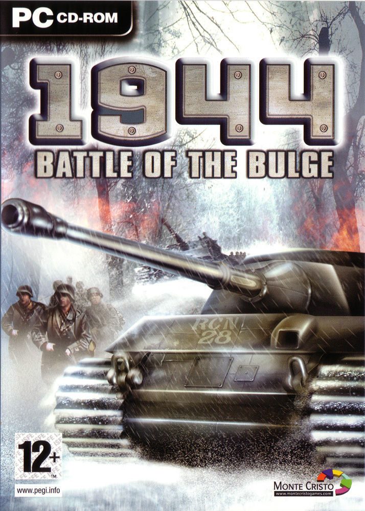 No Surrender: Battle of the Bulge Windows Front Cover