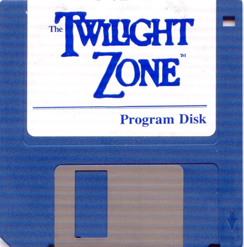 The Twilight Zone Amiga Media Disk 1/2