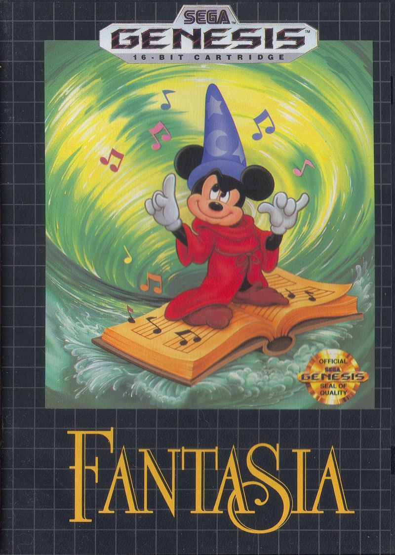 Fantasia Genesis Front Cover