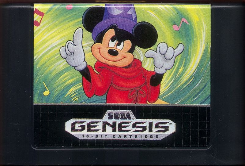 Fantasia Genesis Media