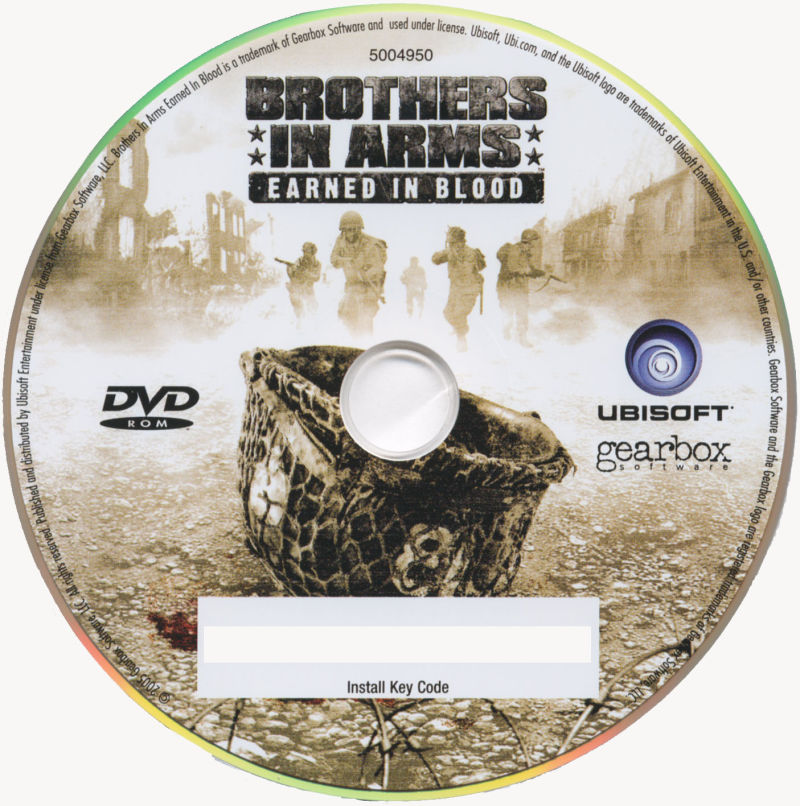 Brothers in Arms: Earned in Blood Windows Media