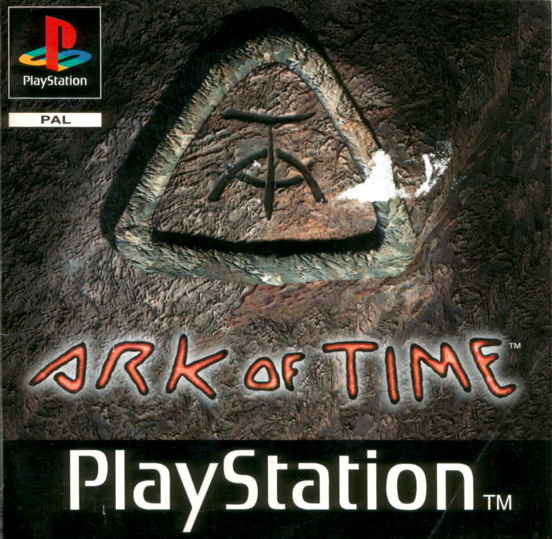 Ark of Time PlayStation Front Cover