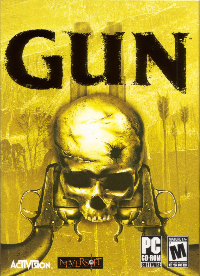 Gun Windows Front Cover