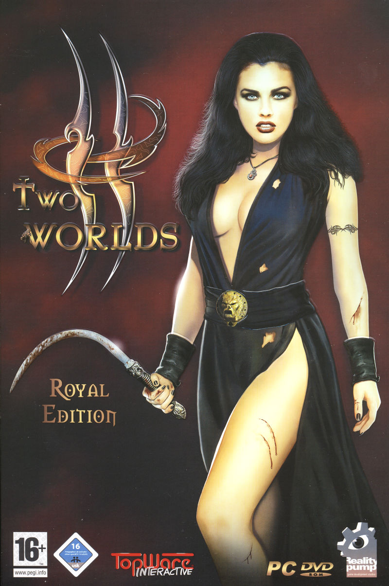 Two Worlds (Royal Edition) Windows Front Cover
