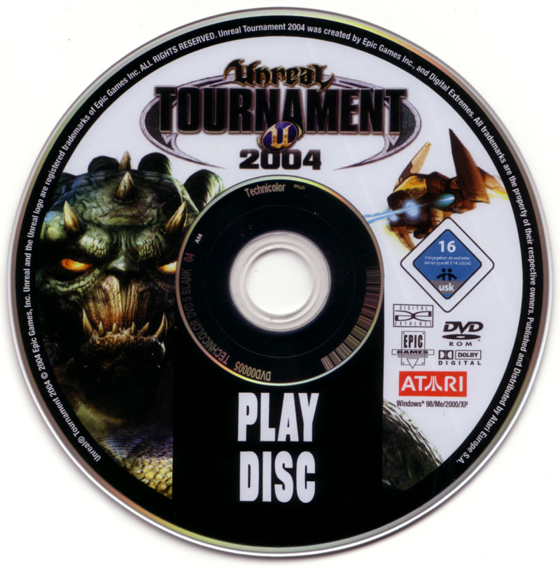 Unreal Tournament 2004 Linux Media