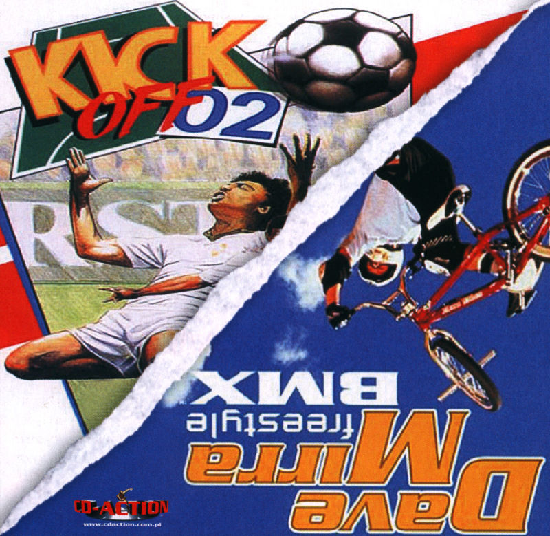 Kick Off 2002 Windows Front Cover