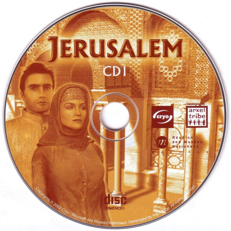 Jerusalem: The Three Roads to the Holy Land Windows Media Disc 1