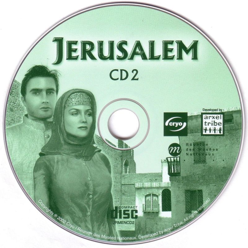 Jerusalem: The Three Roads to the Holy Land Windows Media Disc 2