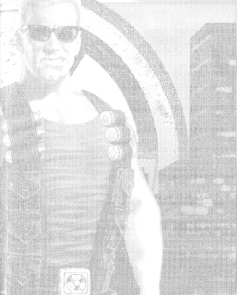 Duke Nukem: Manhattan Project Windows Inside Cover Right