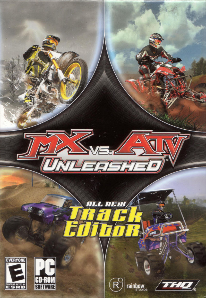 MX vs. ATV Unleashed Windows Front Cover