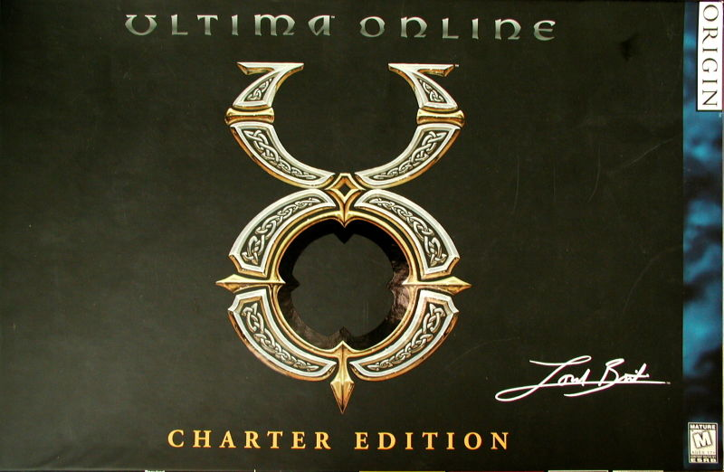 Ultima Online (Charter Edition) Windows Front Cover