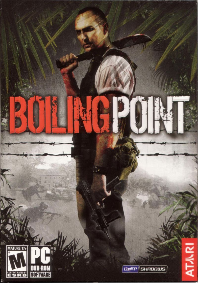 Boiling Point: Road to Hell Windows Front Cover