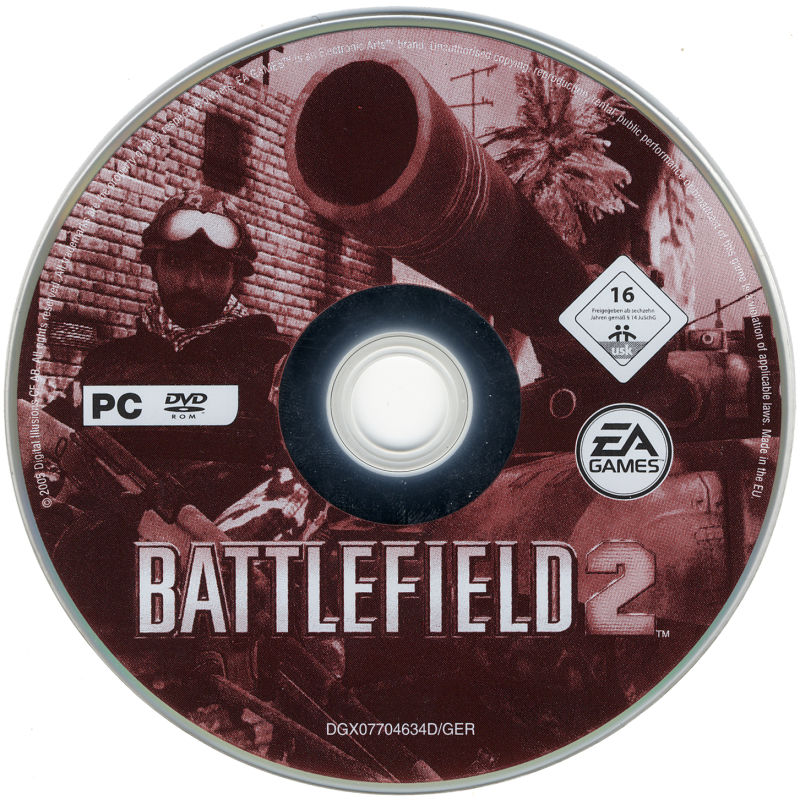 Battlefield 2 Windows Media