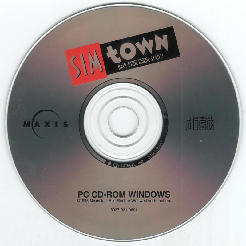SimTown Windows Media