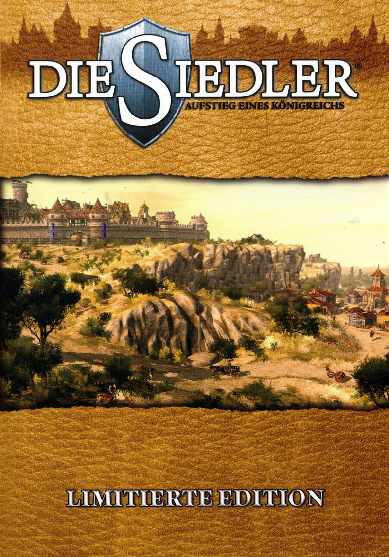 The Settlers: Rise of an Empire (Limited Edition) Windows Other Game Disc - Keep Case - Front