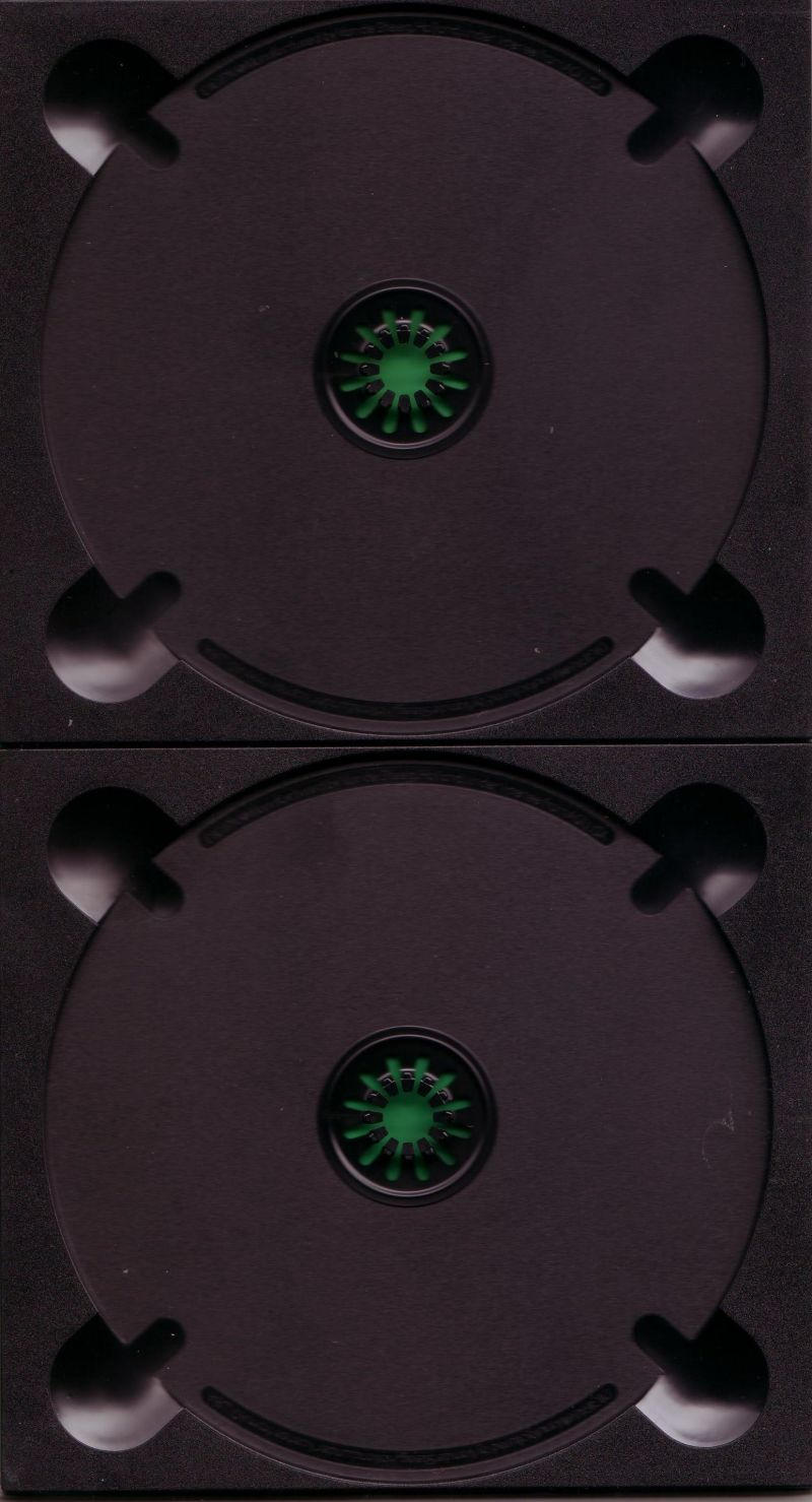 Kingdom O' Magic DOS Inside Cover Left (disc holder)