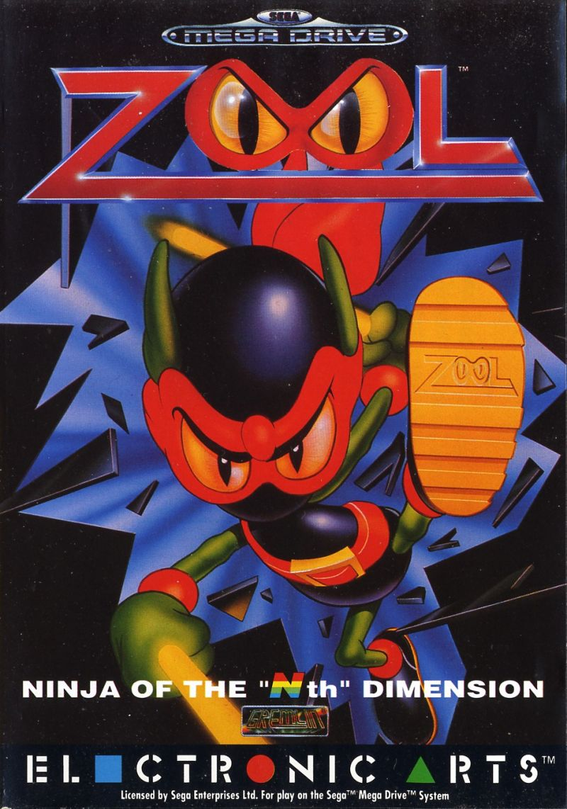 Zool Genesis Front Cover
