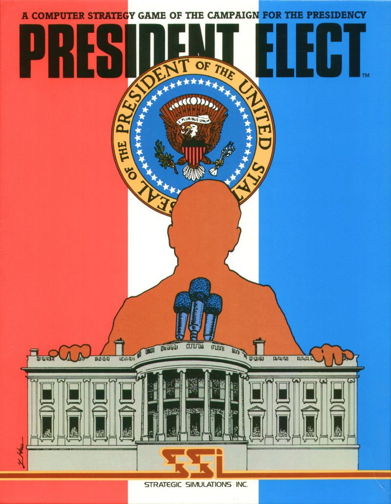 President Elect Apple II Front Cover