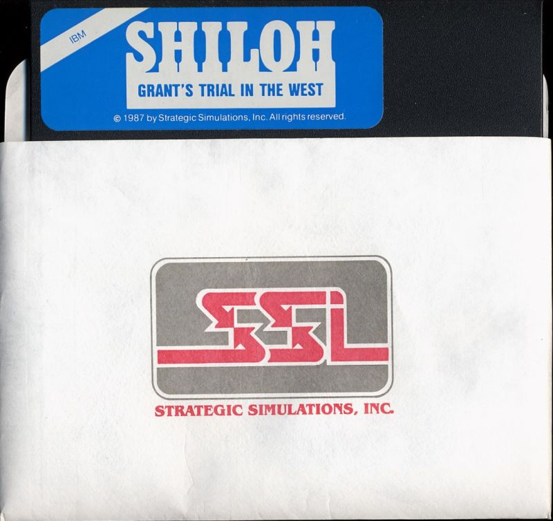 Shiloh: Grant's Trial in the West DOS Media
