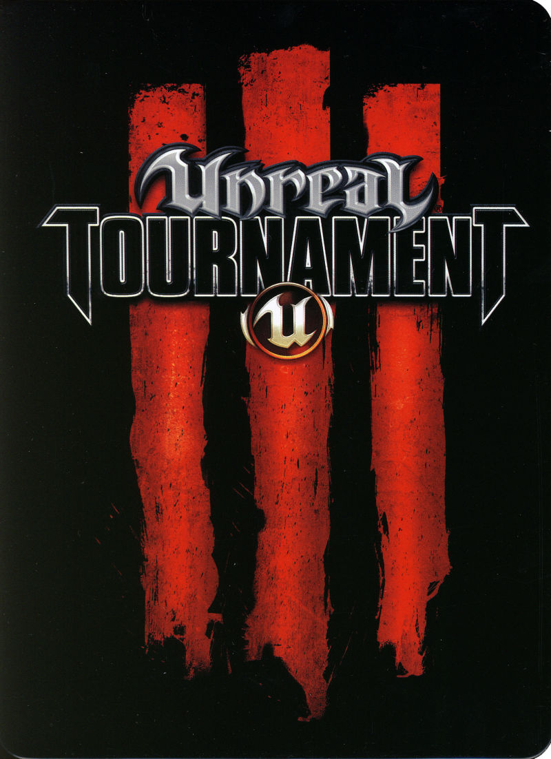 Unreal Tournament III (Collector's Edition) Windows Other Box - Front
